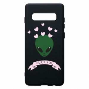 Phone case for Samsung S10+ Fuck you