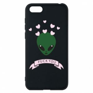 Phone case for Huawei Y5 2018 Fuck you