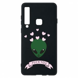 Phone case for Samsung A9 2018 Fuck you