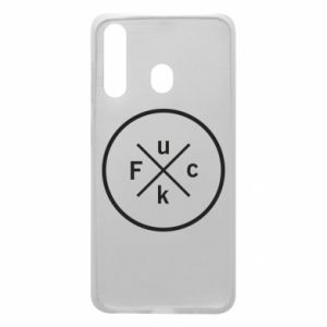 Phone case for Samsung A60 Fuck