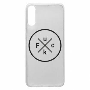 Phone case for Samsung A70 Fuck