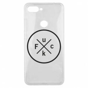 Phone case for Xiaomi Mi8 Lite Fuck