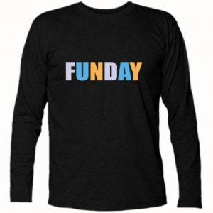 Koszulka z długim rękawem Funday