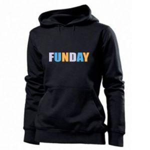 Damska bluza Funday