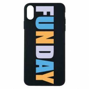 Etui na iPhone Xs Max Funday
