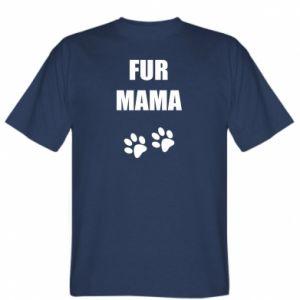 Koszulka Fur mama