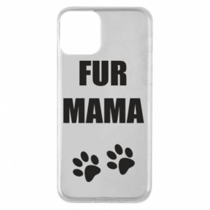 Etui na iPhone 11 Fur mama