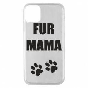 Etui na iPhone 11 Pro Fur mama