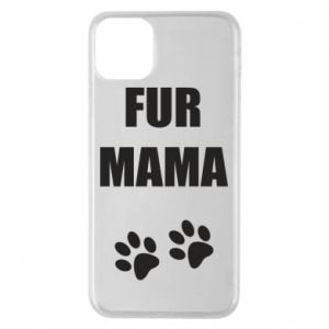 Etui na iPhone 11 Pro Max Fur mama