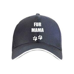 Czapka Fur mama