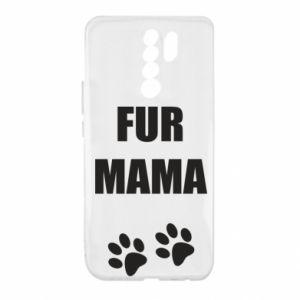 Etui na Xiaomi Redmi 9 Fur mama