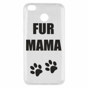 Etui na Xiaomi Redmi 4X Fur mama