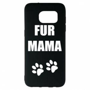 Etui na Samsung S7 EDGE Fur mama