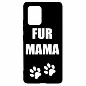 Etui na Samsung S10 Lite Fur mama