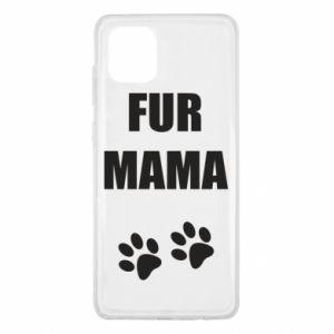 Etui na Samsung Note 10 Lite Fur mama