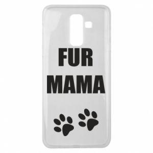 Etui na Samsung J8 2018 Fur mama
