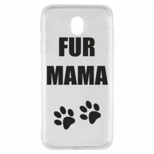 Etui na Samsung J7 2017 Fur mama