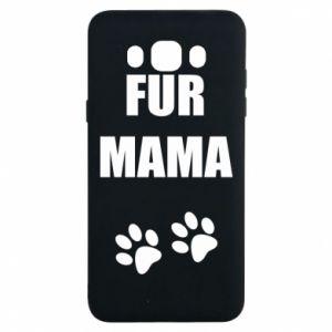 Etui na Samsung J7 2016 Fur mama