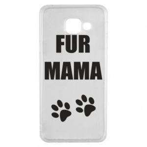 Etui na Samsung A3 2016 Fur mama