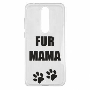 Etui na Nokia 5.1 Plus Fur mama