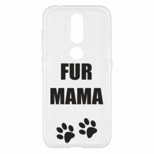 Etui na Nokia 4.2 Fur mama
