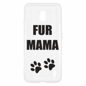 Etui na Nokia 2.2 Fur mama