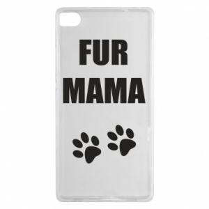 Etui na Huawei P8 Fur mama