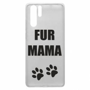 Etui na Huawei P30 Pro Fur mama