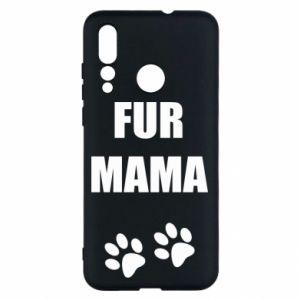 Etui na Huawei Nova 4 Fur mama