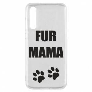 Etui na Huawei P20 Pro Fur mama
