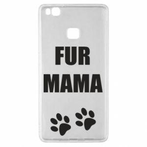 Etui na Huawei P9 Lite Fur mama