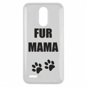 Etui na Lg K10 2017 Fur mama