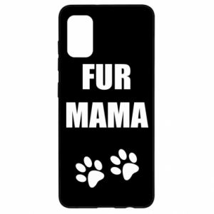 Etui na Samsung A41 Fur mama