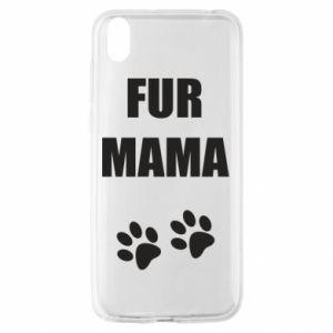 Etui na Huawei Y5 2019 Fur mama