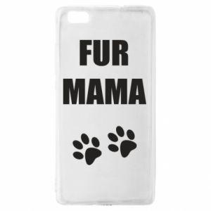 Etui na Huawei P 8 Lite Fur mama