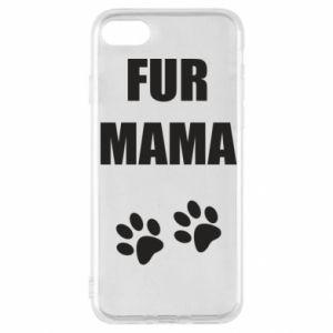 Etui na iPhone SE 2020 Fur mama