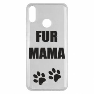 Etui na Huawei Y9 2019 Fur mama