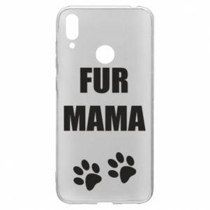 Etui na Huawei Y7 2019 Fur mama