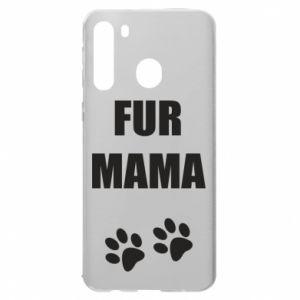 Etui na Samsung A21 Fur mama