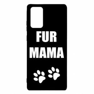 Etui na Samsung Note 20 Fur mama