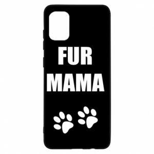 Etui na Samsung A31 Fur mama