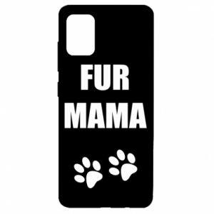 Etui na Samsung A51 Fur mama
