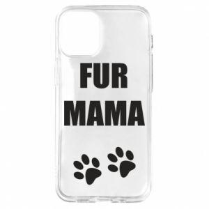 Etui na iPhone 12 Mini Fur mama