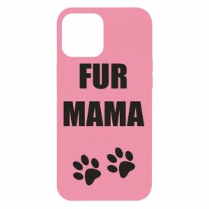 Etui na iPhone 12 Pro Max Fur mama