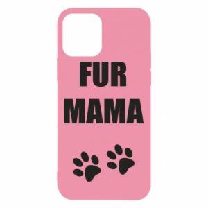 Etui na iPhone 12/12 Pro Fur mama