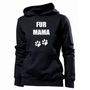 Damska bluza Fur mama