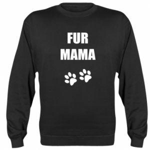 Bluza (raglan) Fur mama