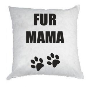 Poduszka Fur mama