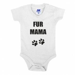 Body dla dzieci Fur mama