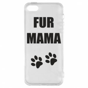 Etui na iPhone 5/5S/SE Fur mama